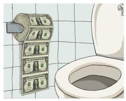 Федрезерв должен ограничить свое QE3