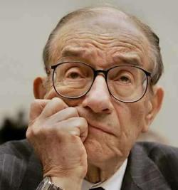 Алан Гринспен: «Отсутствие политической воли – это плохо. Но не для доллара»