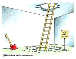 К концу 2012 года Америка вновь окажется на пороге технического дефолта