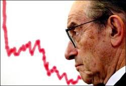 Гринспен: «Ни у одного кандидата нет стратегии по бюджетному дефициту»