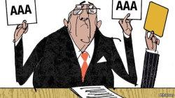 США: 30% шансов на понижение рейтинга