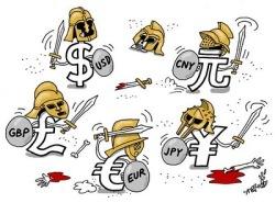Об угрозах валютных войн