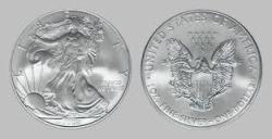 США: январские продажи серебряных монет побили исторический рекорд