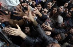 Греция – самая потребительски депрессивная нация