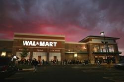 Wal-Mart Stores: худший месяц за целые 7 лет