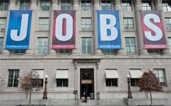 США. Поиски новой работы становятся все более вялыми