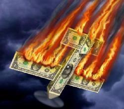 """Альберт Эдвардс: """"Фондовый рынок рухнет; наступит гиперинфляция; золото взлетит выше уровня $10 000"""""""