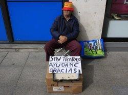 Безработная Испания - ноль перспектив