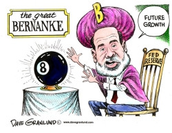 Когда конец QE3?
