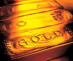 Золото растет на страхах замедления китайской экономики