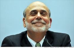 30.5% рынка казначейского долга - в руках у Бернанке