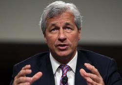 """Джеми Даймон (JP Morgan): """"Ставки будут расти"""""""