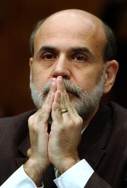 Бернанке: ФРС сожмет QE3 в конце текущего года
