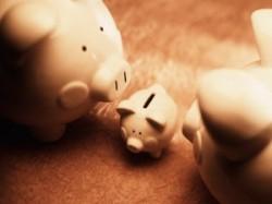 Кризис и динамика бумаг финансового сектора