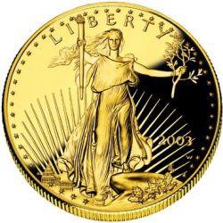 Продажи золотых монет упали на охлаждении интереса розничных инвесторов