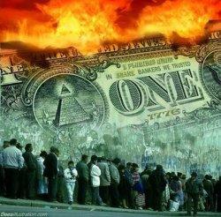 Кто-то ответит за финансовый кризис...