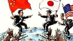 Китай и Япония ненавидят друг друга