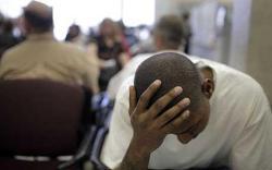 Безработица в США - на уровне годового максимума