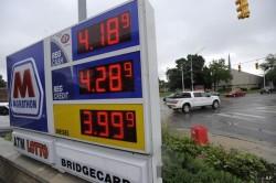 США. Рост цен на бензин – исторический рекорд