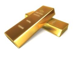 Золото выросло до 1-месячного максимума