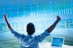В пятницу Dow Jones вырос до очередного рекорда