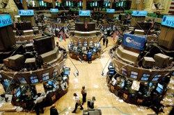S&P 500 падал три дня подряд на новостях о вероятном сжатии QE3