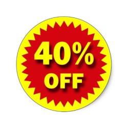 Акции рискуют просесть на 40%