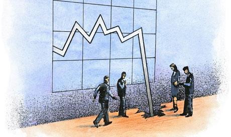 Цитата дня. О финансовых катастрофах.