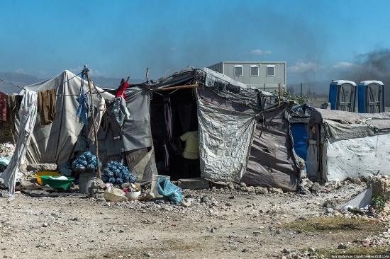 Шадрину Саше пора задуматься над инвестициями в Гаити.
