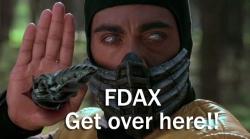 Трейд FDAX!