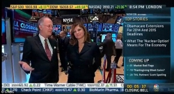 Opening Bell with Maria Bartiromo (FBN) vs Closing Bell (CNBC)