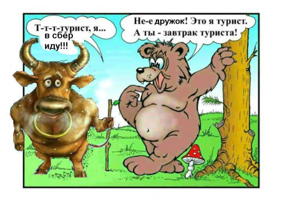 Быки vs Медведи