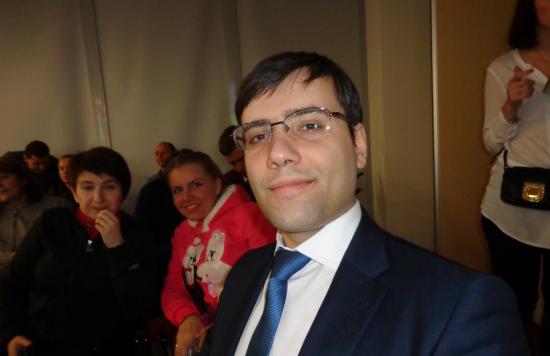 За кулисами встречи смартлаба 16.03.13 (видео+фото)