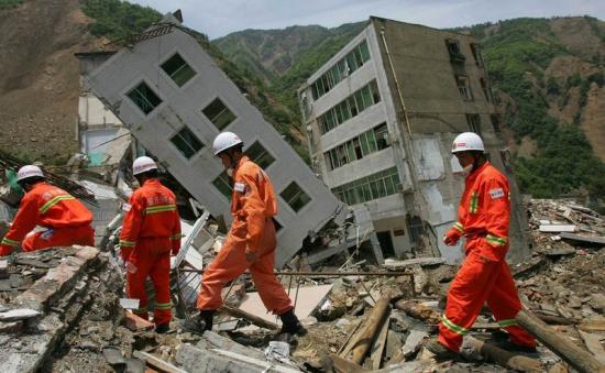 Где-то будет землетрясение, «вулканчик» проснется…