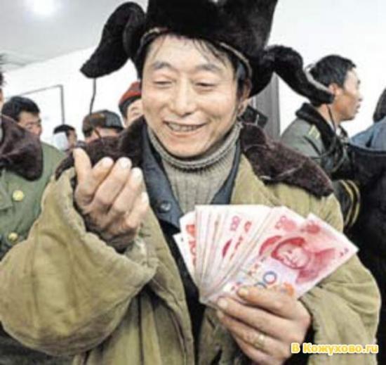 Китай как фактор неопределенности