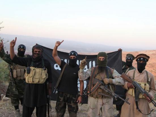 Тема Украины в августе уходит на второй план – на первое место выходит тема Исламского государства