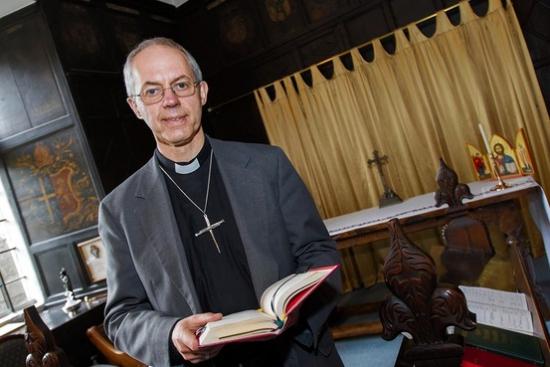 Бывший нефтяник и трейдер, а ныне - епископ Дарэма Джастин Уэлби учит банкиров этике