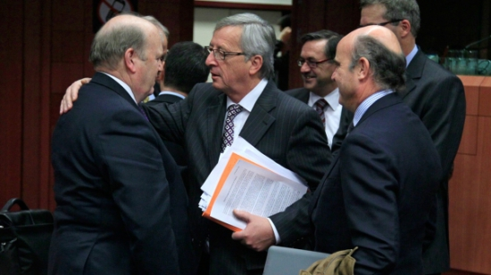 Еврогруппа сделала паузу на часок для проведения подсчетов