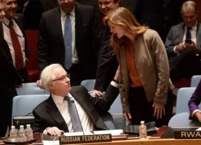 Нападение в ООН на Виталия Чуркина. Бешенство мэмки