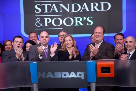 США обвинили S&P в мировом кризисе
