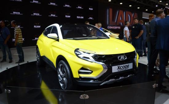 АвтоВАЗ показал новые концепты на Московском автосалоне