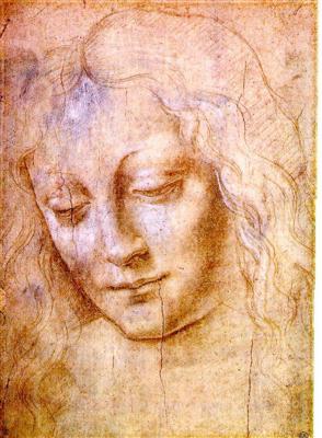 Леонардо да Винчи Эскиз