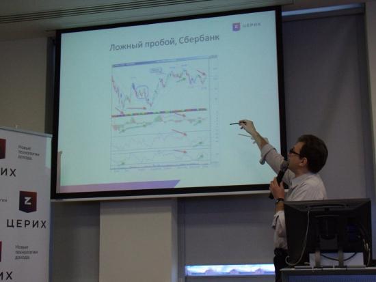 «Российский рынок акций:  перспективные инвестиции 2014»  от «Церих»