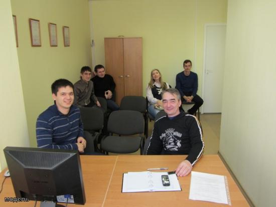 Семинар пермских трейдеров (вторая встреча)