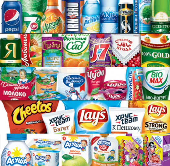 Сила и слабость голодных (5 продуктовых гигантов мира).