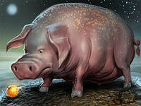 Свинья порылась в  исполнении опционов.