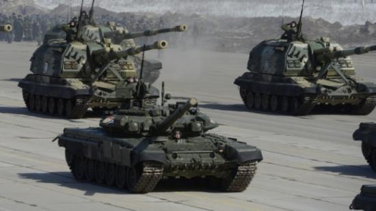 Расходы на оборону - четверть бюджета к 2017 году