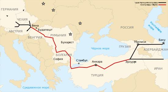 Турецкий поток - всё
