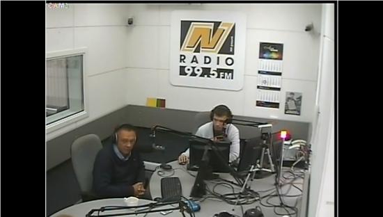 Степан Демура на NN Radio Н.Новгород 15 октября 2013г. 23 мин.