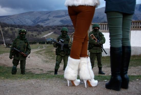 Военная операция НАТО в Крыму исключена-мин.обор.Чехии